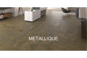 Carrelage METALLIQUE