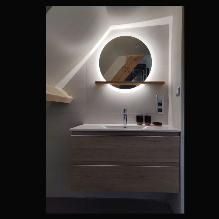 Carrelage salle de bain, crozon