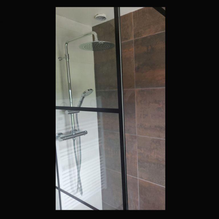 à Crozon, une jolie salle de bain