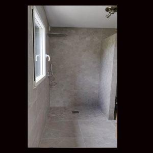 Morlaix, une jolie salle de bain