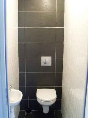 carrelage mural salle de bain à morlaix