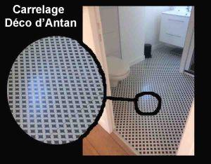 carrelage salle de bain à brest