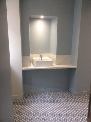carrelage salle de bain de brest
